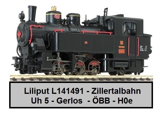 Liliput L24001 Fassl´wagen B29 der Zillertalbahn Zillertal-Bier Spur H0e